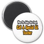 Call a Special Ed. Teacher