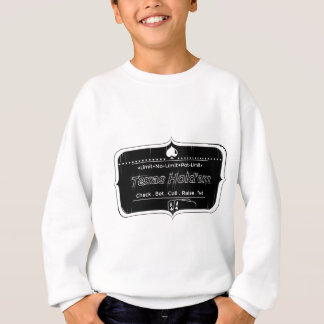 Call Fold Raise.png Sweatshirt