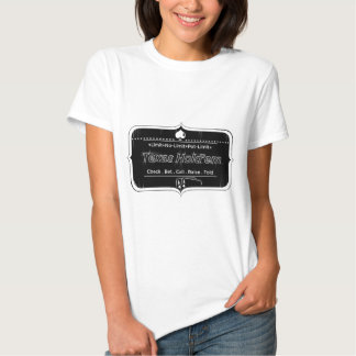 Call Fold Raise.png Tshirts