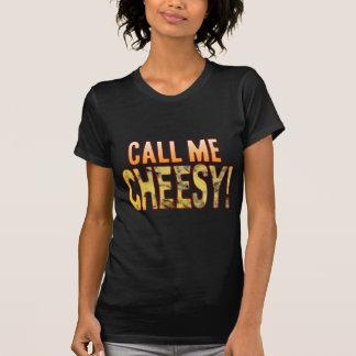 Call Me Blue Cheesy T Shirts