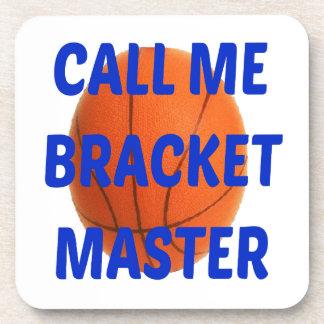 Call Me Bracket Master Coaster