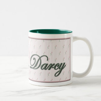 Call Me Mrs. Darcy Mug