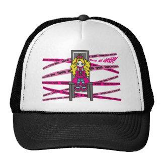 Call_Me_Queen Mesh Hats