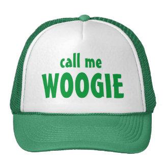 call me , WOOGIE Cap