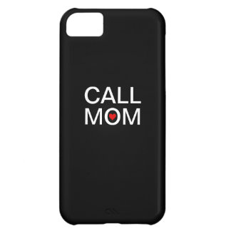 Call Mom iPhone 5 Case