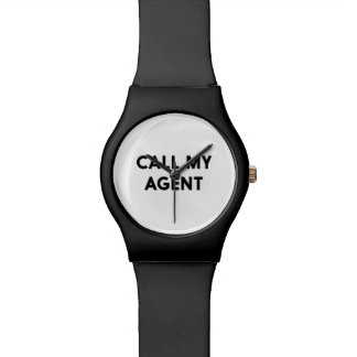 Call My Agent Watch