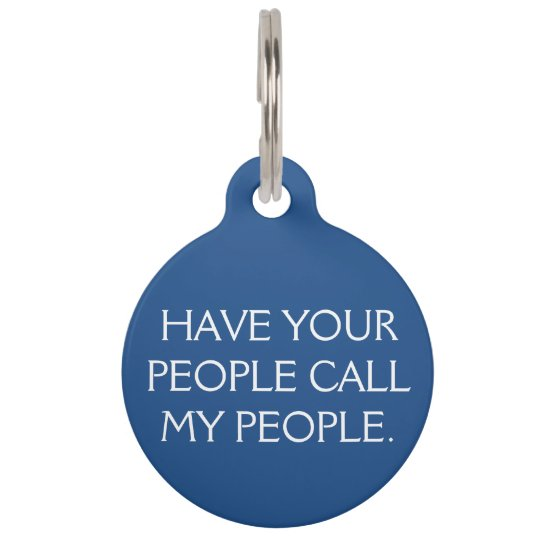 Call My People Tag