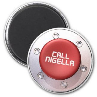 CALL NIGELLA MAGNET