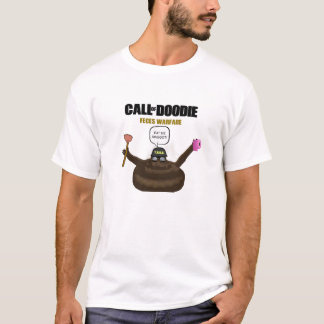 Call Of Doodie Men's T-Shirt