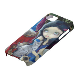 """""""Call of the Night"""" iPhone 5 Case"""
