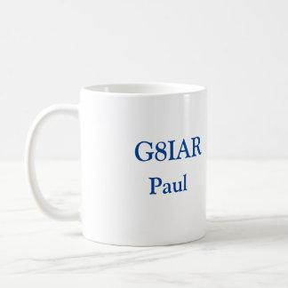 Call Sign Mug