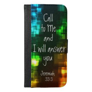 Call to Me Bible Verse Jeremiah 33:3