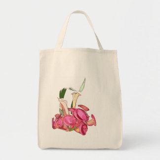 Calla Lilies Flowers Purse Tote Bag