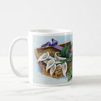 Calla Lilies for Easter Coffee Mugs