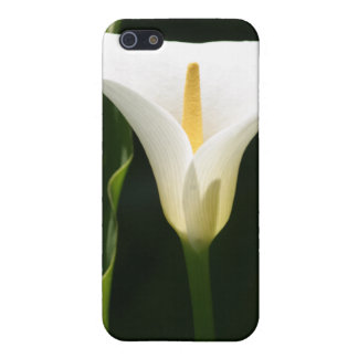 Calla Lily iPhone 5 Covers