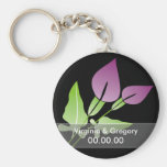 Calla Lily Keychains
