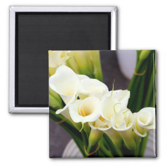 calla lily magnet fridge magnet