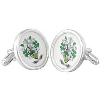 Callaghan Coat of Arms Cuff Links