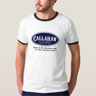 Callahan Auto Parts Logo T-shirts