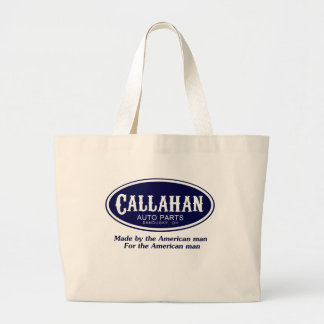 Callahan Auto Parts Logo Tote Bags