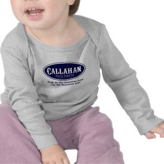 Callahan Auto Parts Logo Shirts
