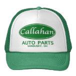 Callahan Auto Parts Trucker Hat! Cap