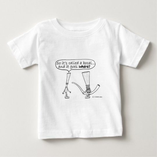 Called A Bocal Baby T-Shirt