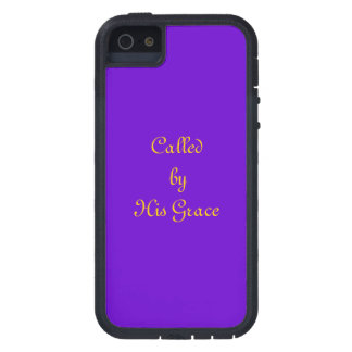 """CALLED BY HIS GRACE"" PHONE CASE"