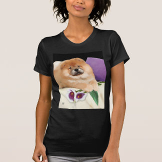CALLIE heARTdog chow T-Shirt