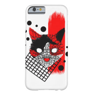 Callie Polka Barely There iPhone 6 Case
