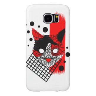 Callie Polka Samsung Galaxy S6 Cases