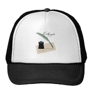Calligrapher Mesh Hat