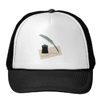 Calligrapher Instruments Mesh Hats