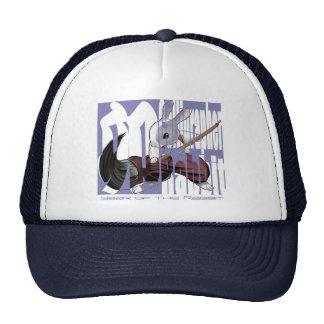 Calligrapher Rabbit -Trucker Hat- Cap