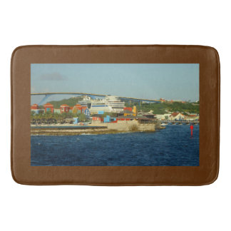 Calling at Curacao Bath Mat