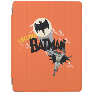 Calling Batman Graphic iPad Cover