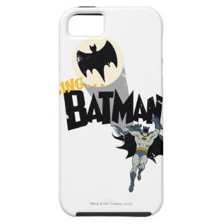 Calling Batman Graphic iPhone 5 Covers