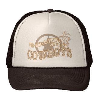 Calling Cowboys Hat