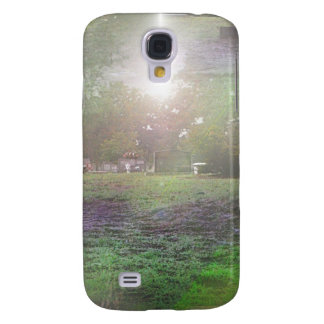Calling from Beyond the Grave Samsung Galaxy S4 Cover