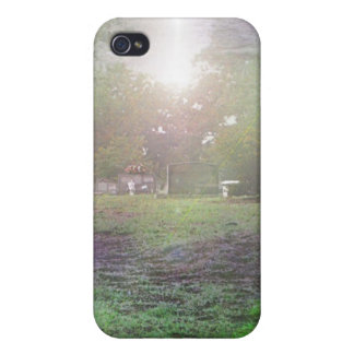 Calling from Beyond the Grave iPhone 4 Cases