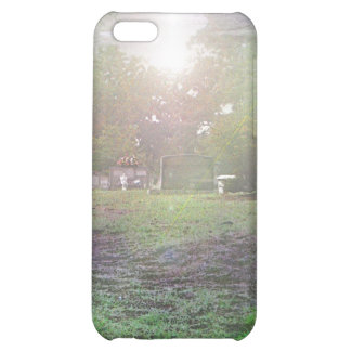 Calling from Beyond the Grave iPhone 5C Cover