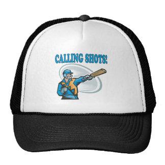 Calling Shots Trucker Hat