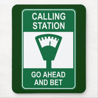 Calling Station Mousepad