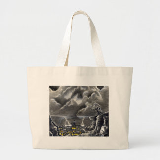 Calling the Storm Tote Bag