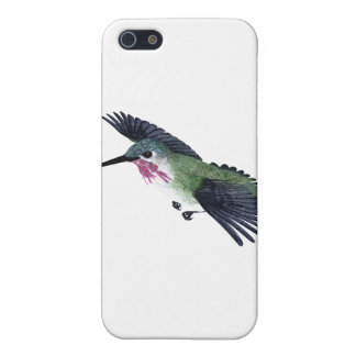 Calliope Hummingbird Case For The iPhone 5