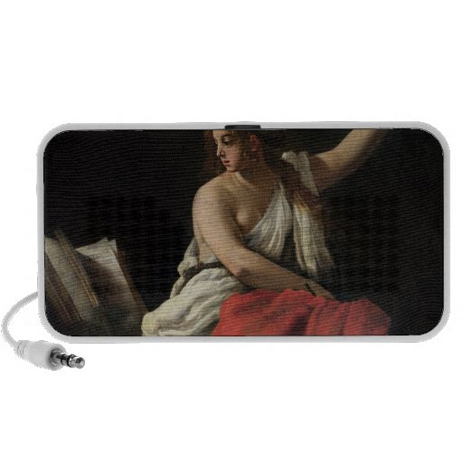 Calliope, Muse of Epic Poetry Travelling Speaker