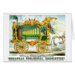 Calliope - Wonderful Operonicon Chromolithograph Greeting Cards