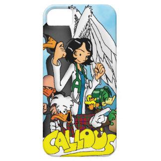 Callous Comics iPhone 5 case