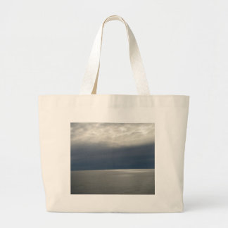 Calm Before The Storm Canvas Bags