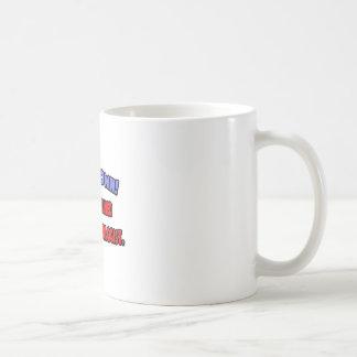 Calm Down .. I am a Trained Gastroenterologist Coffee Mugs